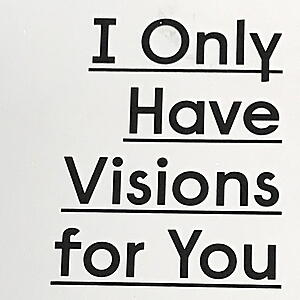 Riar Rizaldi - I Only Have Visions For You