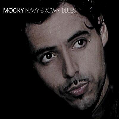 Mocky - Navy Brown Blues