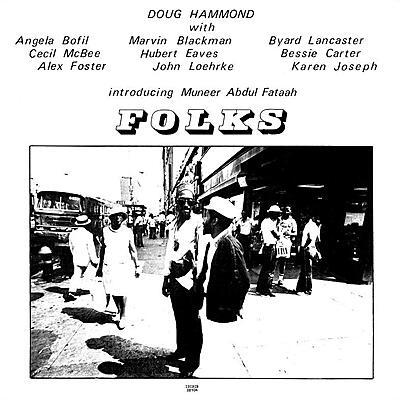 Doug Hammond - Folks