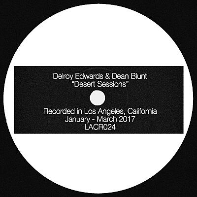 Delroy Edwards & Dean Blunt - Desert Sessions LP