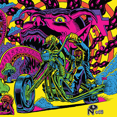Various Artists - Warfaring Strangers: Acid Nightmares