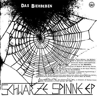 Das Bierbeben - Schwarze Spinne EP