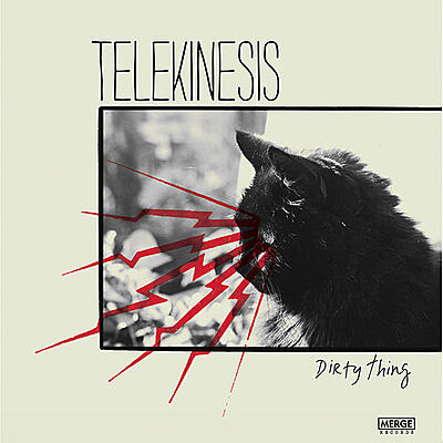 Telekinesis - Dirty Thing (3Track Single)