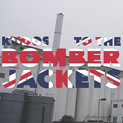 The Bomber Jackets - Kudos To The Bomber Jackets
