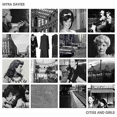 Myra Davies - Cities & Girls