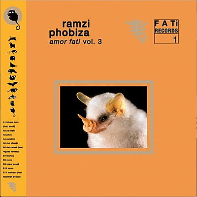 """RAMZi - Phobiza """"Amor Fati"""" Vol.3"""
