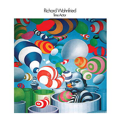 Richard Wahnfried - Time Actor