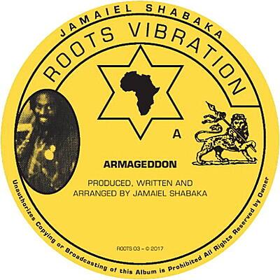Jamaiel Shabaka - Armageddon