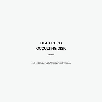 Deathprod - Occulting Disk