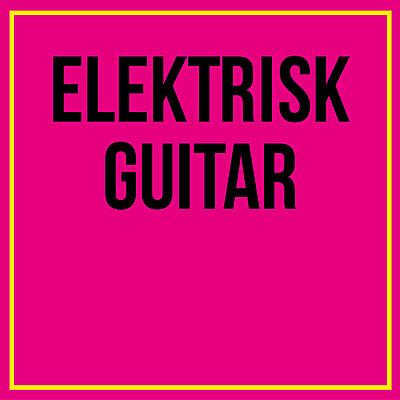 Rolf Hansen - Elektrisk Guitar