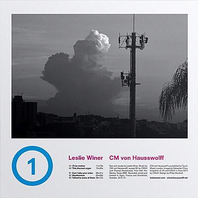 Leslie Winer / CM von Hausswolff - 1