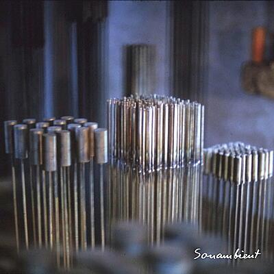 Harry Bertoia - Clear Sounds / Perfetta