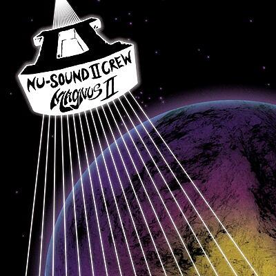 Nu Sound II Crew / Magnus II - Split EP