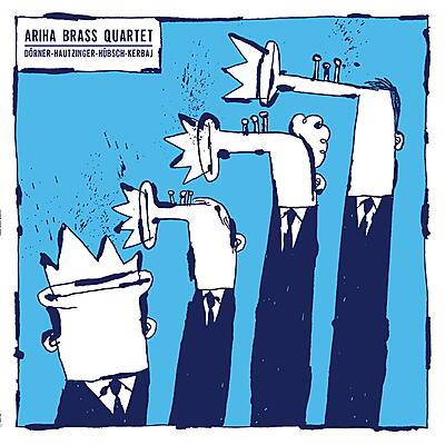 Ariha Brass Quartet - Ariha Brass Quartet
