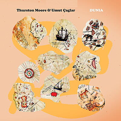 Thurston Moore & Umut Çaglar - Dunia