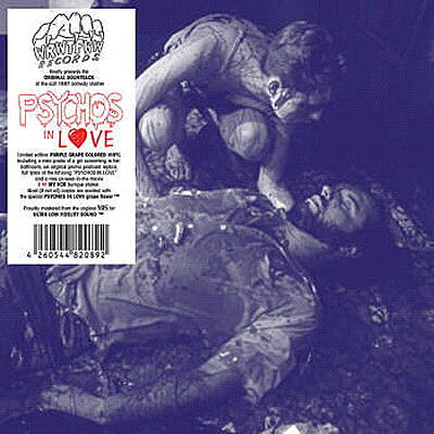 Carmine Capobianco - Psychos In Love (OST)