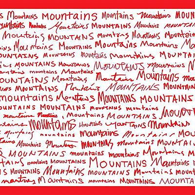 Mountains - Mountains Mountains Mountains