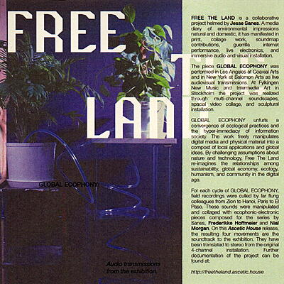 Free The Land - Global Ecophony