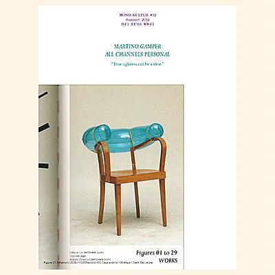 mono.kultur - #32: Martino Gamper
