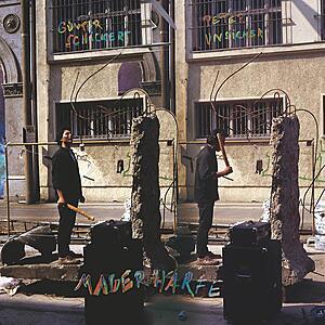Günter Schickert & Peter Unsicker - Mauerharfe (Field recordings from 1990 featuring the Berlin Wall)