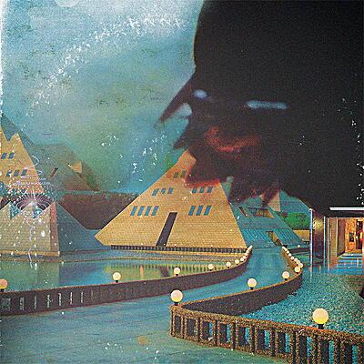 Vinyl Williams - Brunei