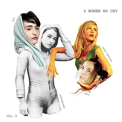 Chrysler / Mico / Monotekktoni / Iris - 4 Women No Cry Vol. 2