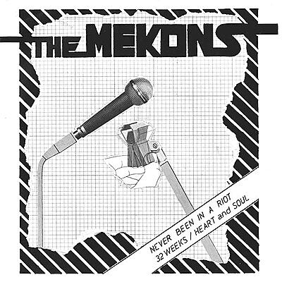 The Mekons - Never Been In A Riot