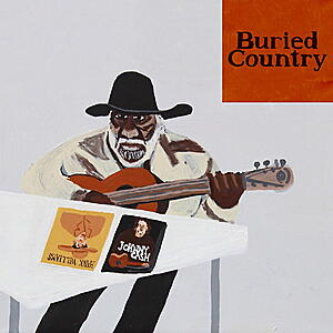 Various Artists - Buried Country - An Anthology Of Aboriginal Australian Country Music