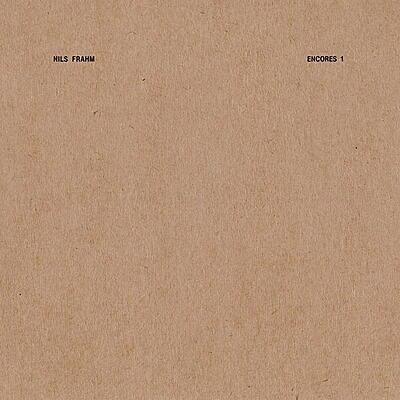 Nils Frahm - Encores 1