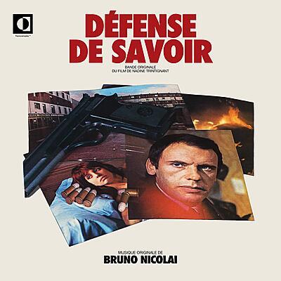 Bruno Nicolai - Défense de Savoir