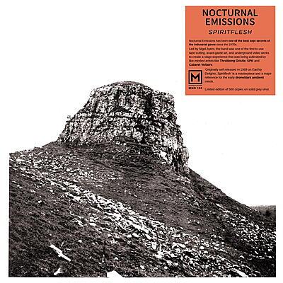 Nocturnal Emissions - Spiritflesh