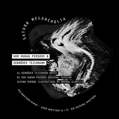Non Human Persons - Saturn Melancholia EP