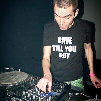 Bogdan Raczynski - Rave Till You Cry