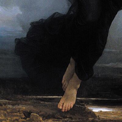 Nyx Nótt - Aux Pieds de la Nuit
