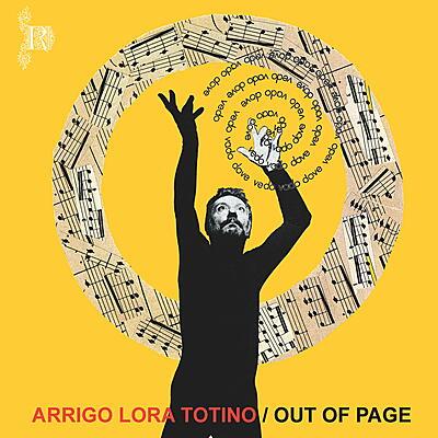 Arrigo Lora-Totino - Out Of Page