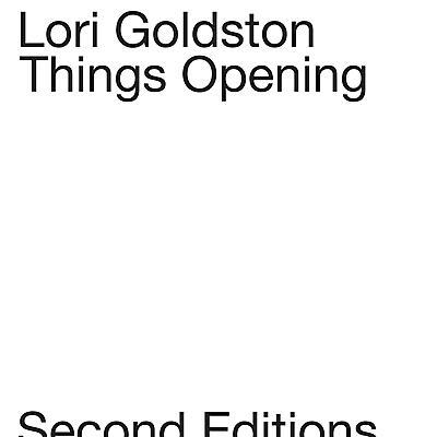 Lori Goldston - Things Opening