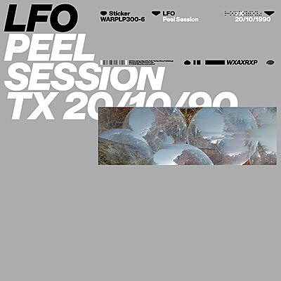 LFO - Peel Session