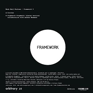 Mads Emil Nielsen + Various Artists - Framework 2