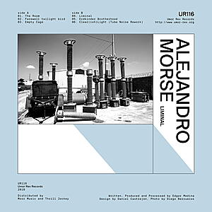 Alejandro Morse - Liminal