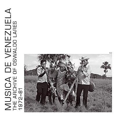 Oswaldo Lares - Musica De Venezuela 1972-81