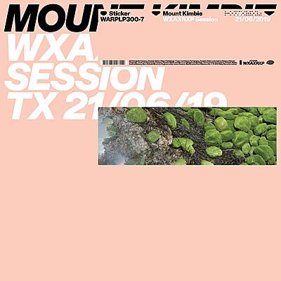 Mount Kimbie - WXAXRXP Session