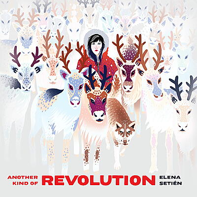 Elena Setién - Another Kind Of Revolution