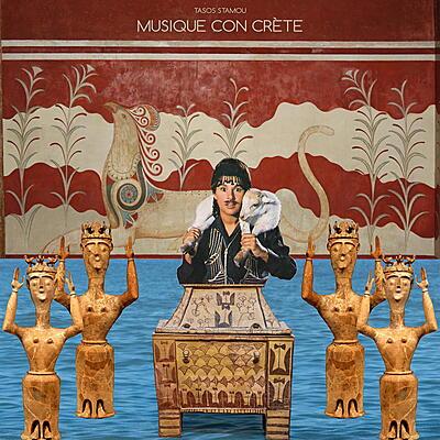 Tasos Stamou - Musique Con Crète