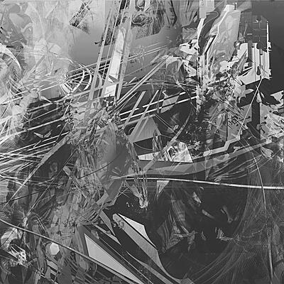 Richard Devine - Sort\Lave