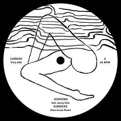 Carmen Villain - Borders / Red Desert