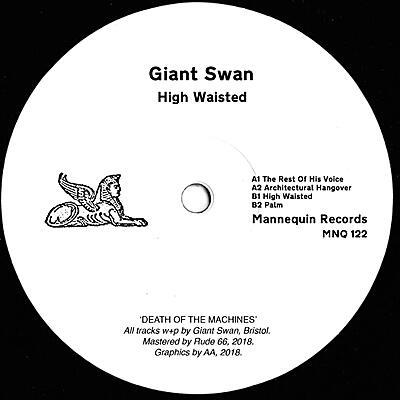 Giant Swan - High Waisted