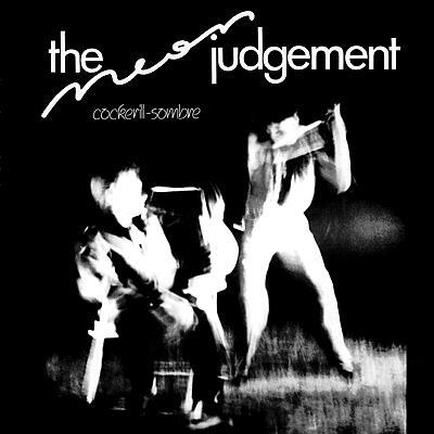 The Neon Judgement - Cockerill-Sombre EP