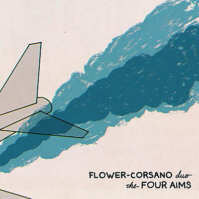 Flower-Corsano Duo - Four Aims