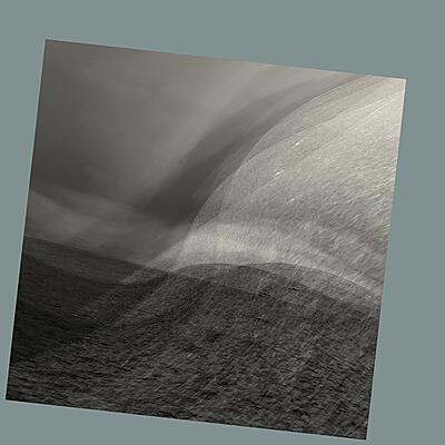 Gareth Davis & Scanner - Footfalls