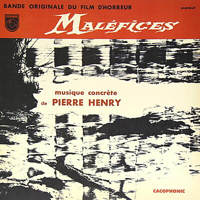Pierre Henry - Maléfices